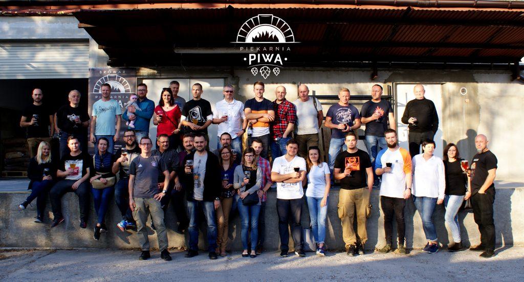 Wycieczka do Piekarni Piwa